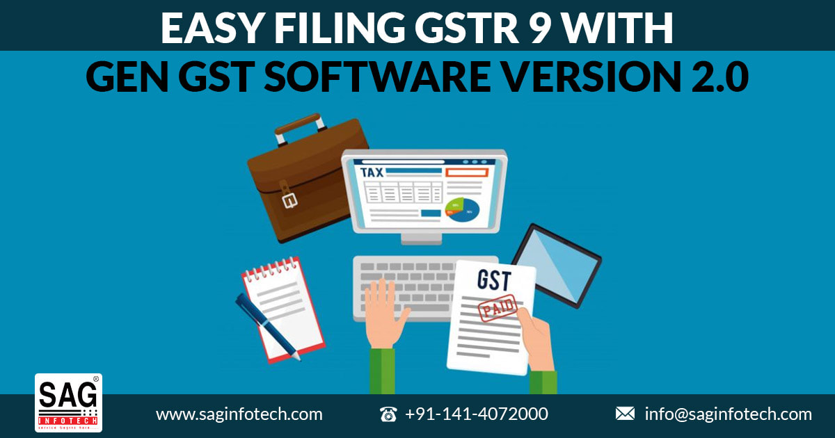 What will be the Future of GST - SAG Infotech, Making Chartered